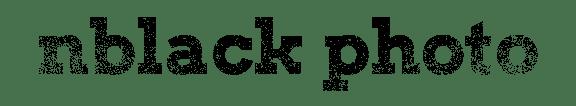 nblack photo logo